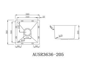 3636 Drawing