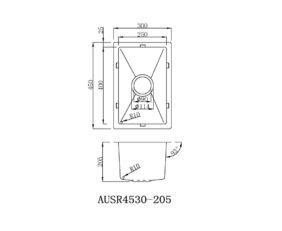 Ausr4530 205
