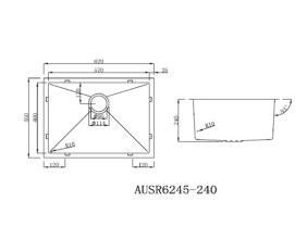 Ausr6245 240